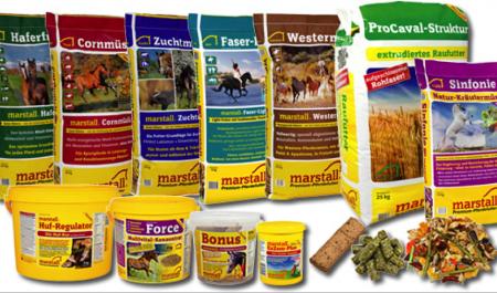Marstall Premium Paardenvoer
